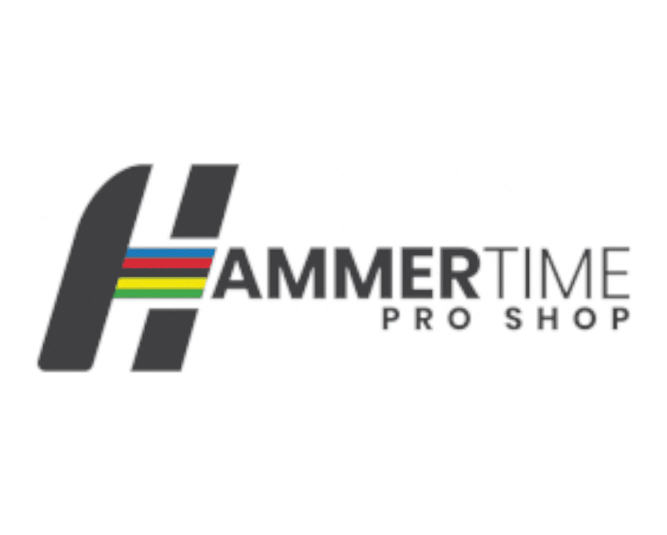 Hammer Time Pro Shop Logo